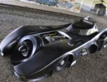 O replica de Batmobile a...
