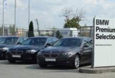 BMW a inaugurat 5 centre de automobile rulate
