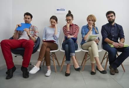 [INFOGRAFIC] O companie romaneasca din trei va face angajari. Domeniile in care ai cele mai mari sanse la un job