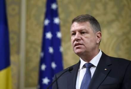 Klaus Iohannis, foarte multumit de activitatea procurorului general si a sefei DNA