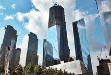Un deceniu de reconstructie: Cum arata World Trade Center