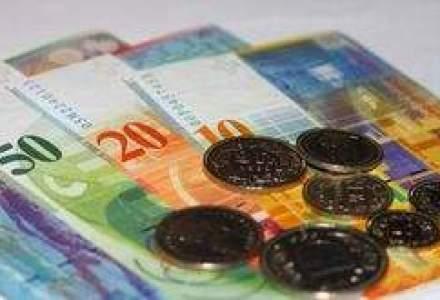FRANCUL ELVETIAN, LIMITAT la nivelul 1,2 CHF pentru un euro