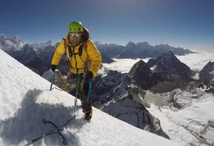 """INTERVIU Zsolt Torok, romanul care vrea """"Oscarul alpinismului"""": Sunt un om pe niste scari, iar scara se termina dincolo de nori"""