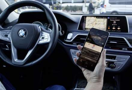 "BMW vrea software ""Made in Romania"" pentru masinile autonome"