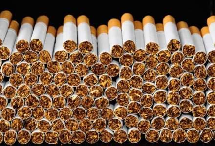 Reducerea traficului de tigari ar putea aduce la buget peste 100 milioane de euro