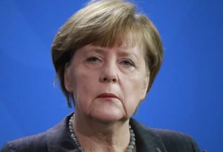 Angela Merkel se intalneste cu Vladimir Putin