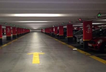 Bucurestiul ar putea avea 3.100 de locuri noi de parcare in 2017