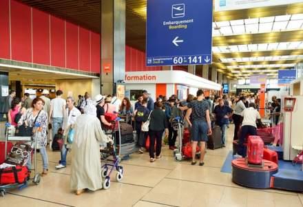 Traficul aerian, complet intrerupt in urma incidentului de pe Aeroportul Orly-Sud