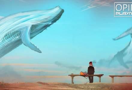 """""""Balena Albastra"""": care sunt dedesubturile jocului care trimite tinerii catre o isterie in masa"""