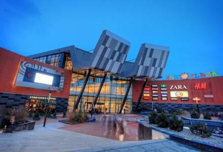 S Immo a incheiat prima faza a lucrarilor de extindere si remodelare a Sun Plaza