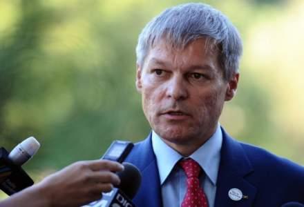 Dacian Ciolos: nu se pune problema de negociere a intrarii lui Ciolos in USR