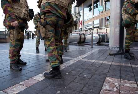 Posibil atentat terorist, dejucat de politistii belgieni in Anvers