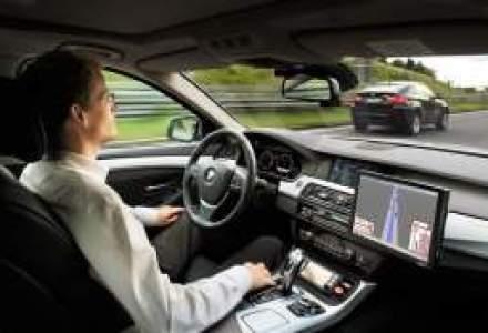 BMW ar putea fi primul autoturism de serie care nu mai are nevoie de sofer