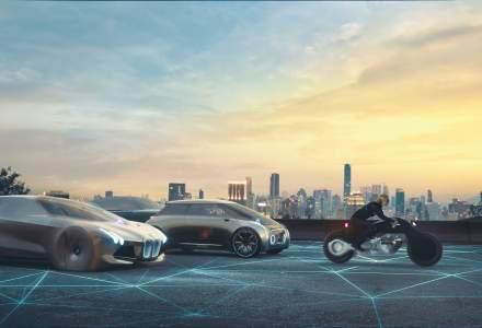 BMW a publicat un video in care ne arata cum vor arata masinile viitorului