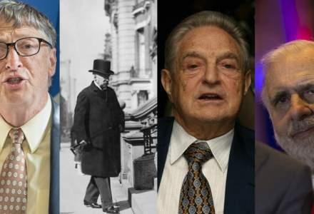 De la Soros, la JP Morgan: Cei mai temuti oameni din piata financiara