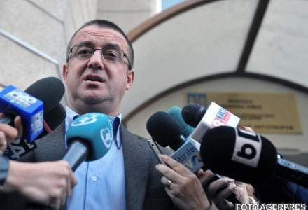 Fostul sef ANAF, Sorin Blejnar, ramane in arest preventiv. Decizia este definitiva
