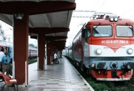 Trenurile care circula intre Bucuresti si Craiova au intarzieri, dupa ce mai multe persoane au incercat sa fure cabluri