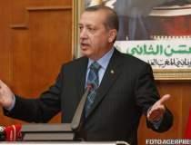 Recep Erdogan vrea un...