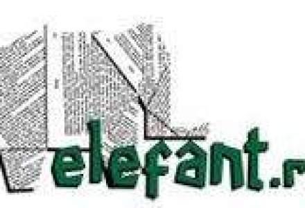 Libraria online Elefant.ro estimeaza afaceri de 1 mil. euro anul acesta