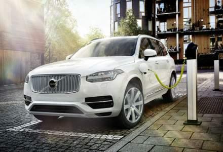 Volvo: Masinile hibride si electrice vor avea un pret asemanator cu cele diesel, dupa 2020