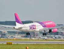 Wizz Air introduce trei curse...