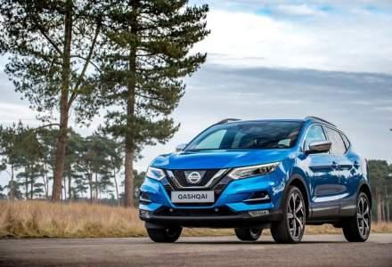 Noul Nissan Qashqai Facelift se va putea conduce singur pe autostrada