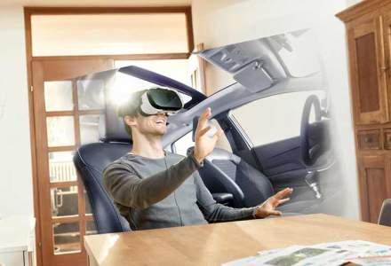Ford vrea ca masinile sale sa poata fi testate virtual