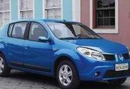 Dacia transfera o parte din productia modelului Sandero de la Mioveni in Maroc