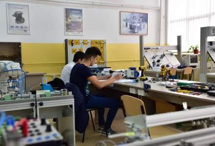 Ford Romania a inaugurat un Laborator de Mecatronica la Craiova