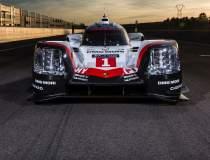 Porsche prezinta noul 919 Hybrid