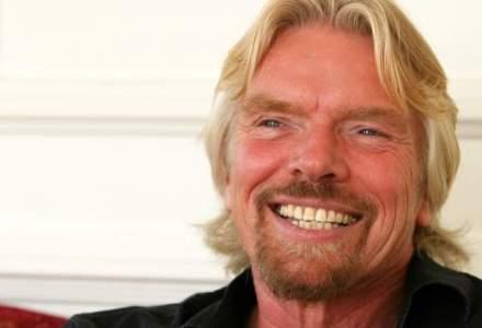 Noua sfaturi de la miliardarul Richard Branson pentru a atinge succesul in afaceri si a fi fericit