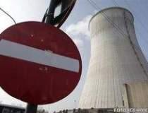 Un reactor al centralei de la...