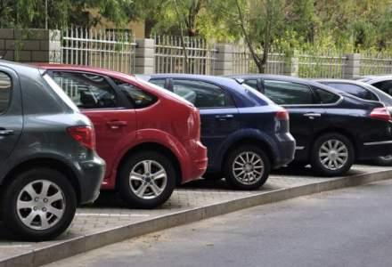 Amenda pentru masinile parcate neregulamentar in sectorul 4 este de 150 de lei
