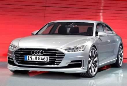 Noua generatie Audi A8 va oferi o versiune hibrida