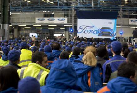 Ford recruteaza aproape 1000 de oameni la Craiova pentru viitoarea generatie a SUV-ului EcoSport