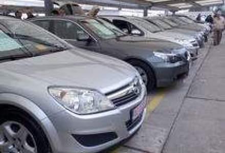 Inmatricularile de autovehicule noi au crescut cu 10% in august