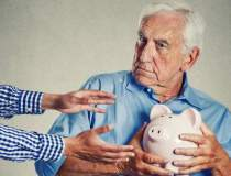 Ce se intampla cu pensiile si...