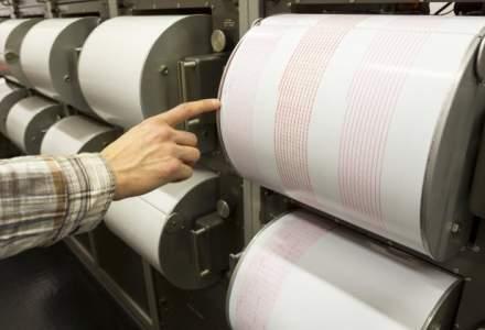 Cinci cutremure in mai putin de opt ore; patru dintre ele s-au produs in judetul Prahova