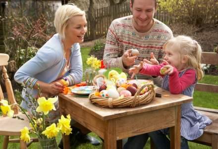 Cat costa cumparaturile de Paste: o familie medie cheltuieste cel putin 500 de lei