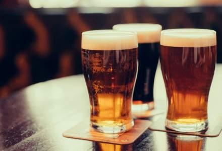 Romanii raman constanti in consumul berii: volumul pe cap de locuitor a ramas neschimbat in 2016