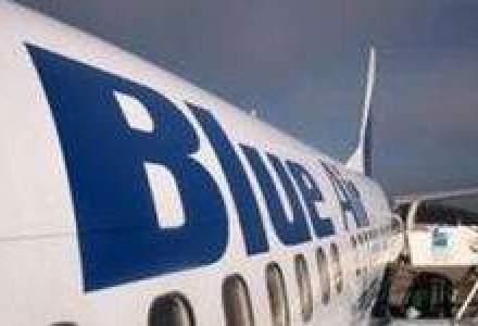 Blue Air a extins serviciul de check-in online