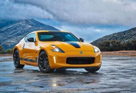 Nissan lanseaza versiunea speciala 370Z Heritage Edition