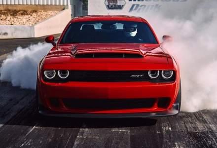 2018 Dodge Challenger SRT Demon este visul oricarui impatimit de viteza