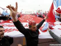 Presedintele turc Recep...