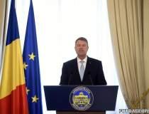 Presedintele Klaus Iohannis,...