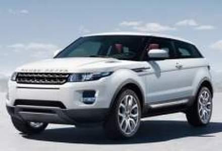 Range Rover Evoque si alte cateva modele noi vin la Salonul Auto Bucuresti