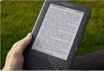 Amazon ar putea introduce in curand carti in limba romana pe Kindle