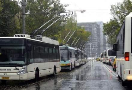 Primaria Capitalei va implementa benzi unice pentru RATB din luna iunie