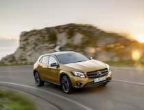 Mercedes-Benz GLA primeste un...