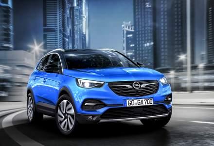 Opel prezinta nou SUV Grandland X